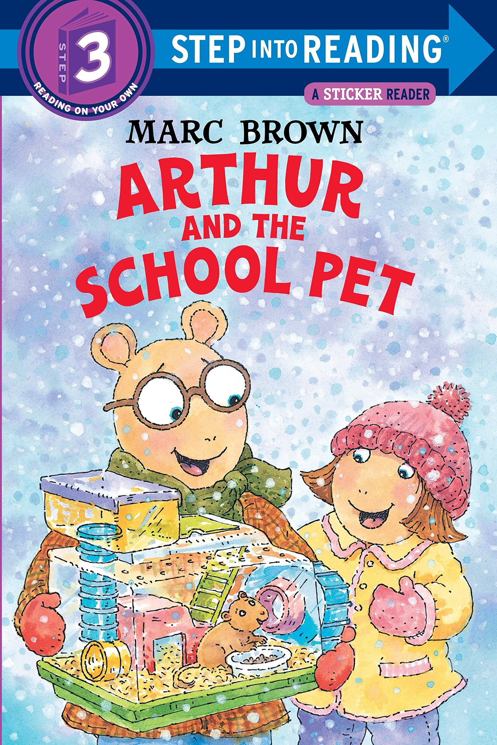 Arthur and the School Pet (Step-Into-Reading, Step 3) pdf epub
