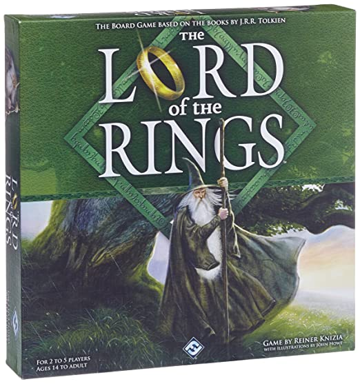 best fantasy coop board game