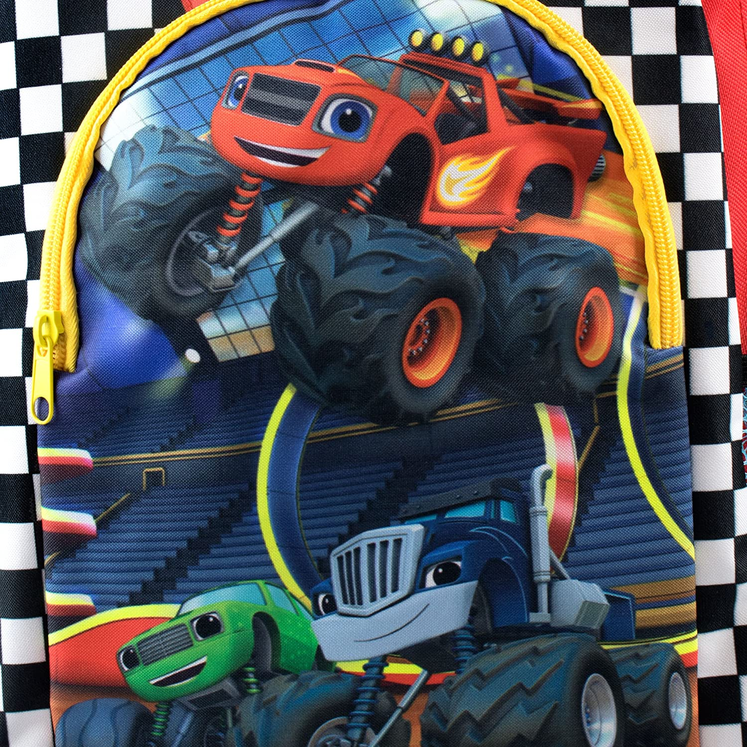 Blaze y los Monster Machines - Mochila para niños - Blaze and the Monster Machines: Amazon.es: Equipaje