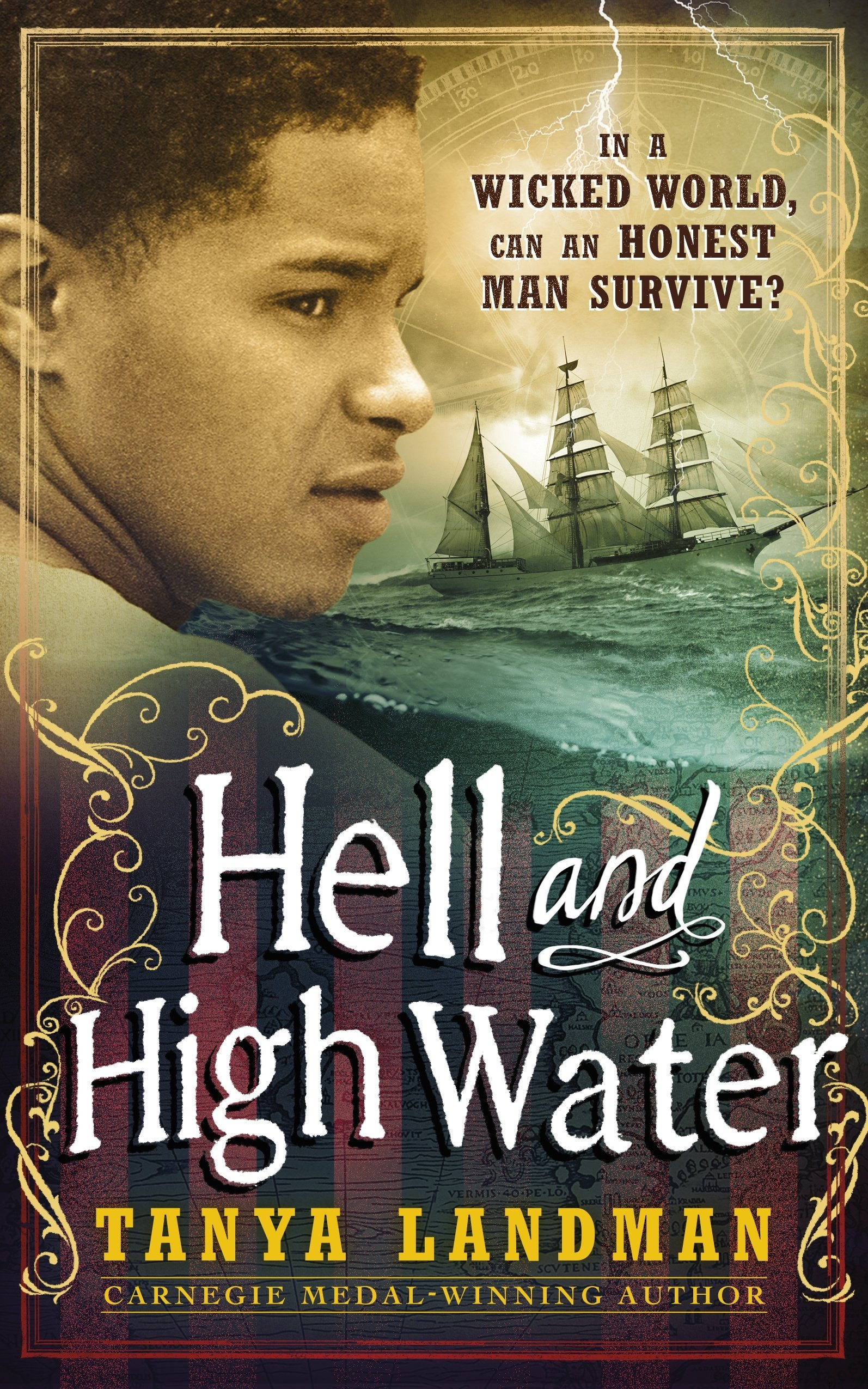 Image result for hell and high water tanya landman