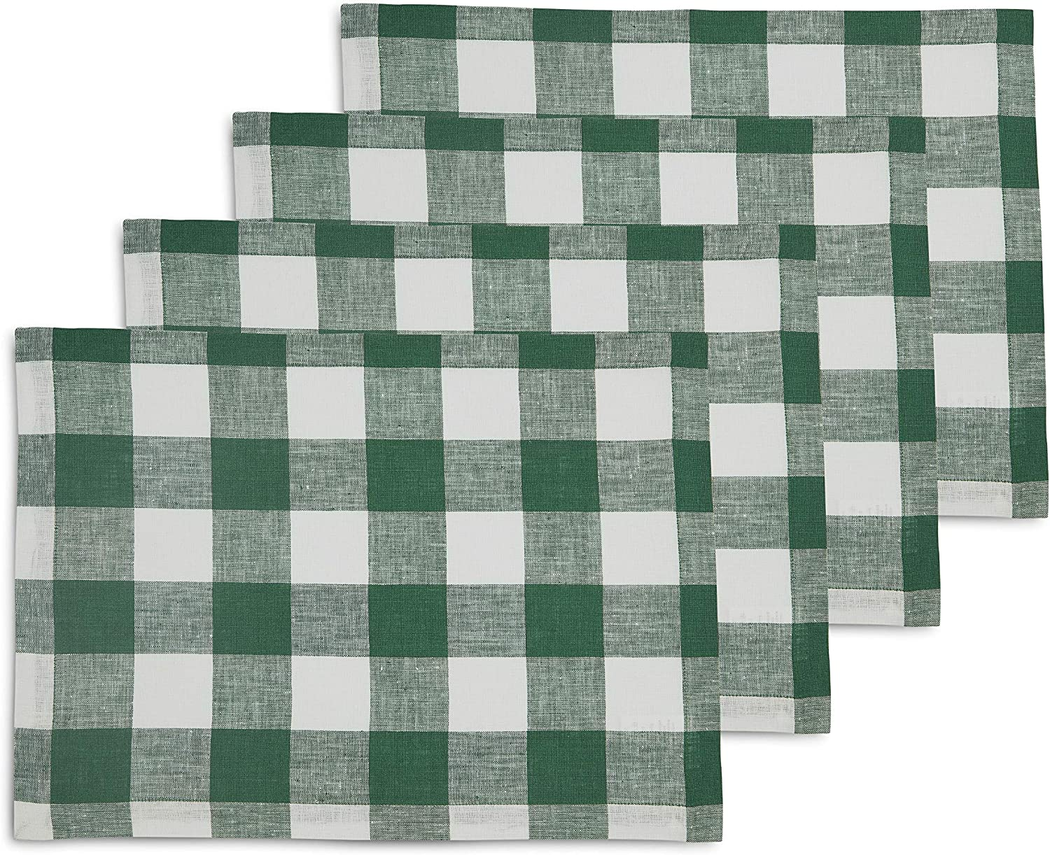 Set of FOUR 4 Handmade Amish Placemats