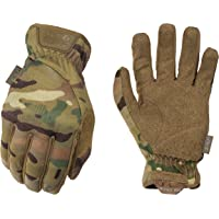 Amazon.com deals on Mechanix Wear MultiCam FastFit Tactical Touchscreen Gloves
