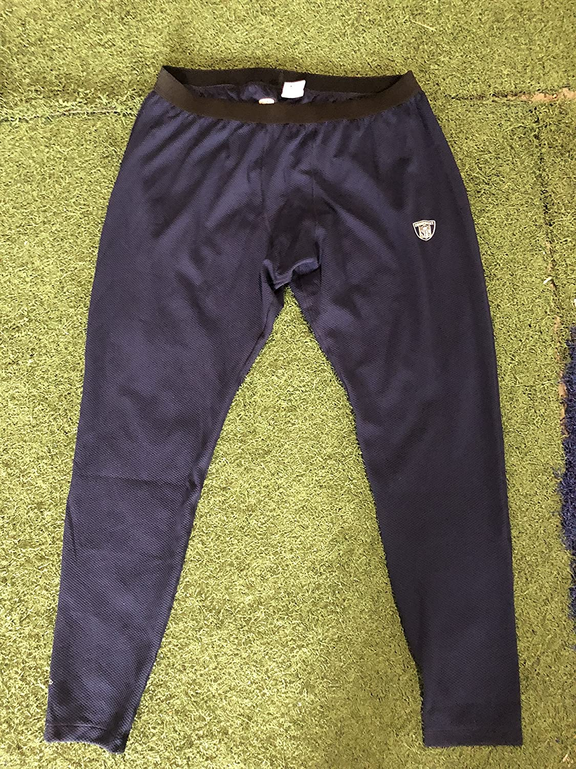 Dallas Cowboys Game Used Reebok On-Field Sweat Pants-4XL Navy Blue Game Issued Equipment