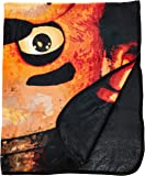 "BIOWORLD Five Nights at Freddy's 48"" x 60"" Plush Throw Blanket"