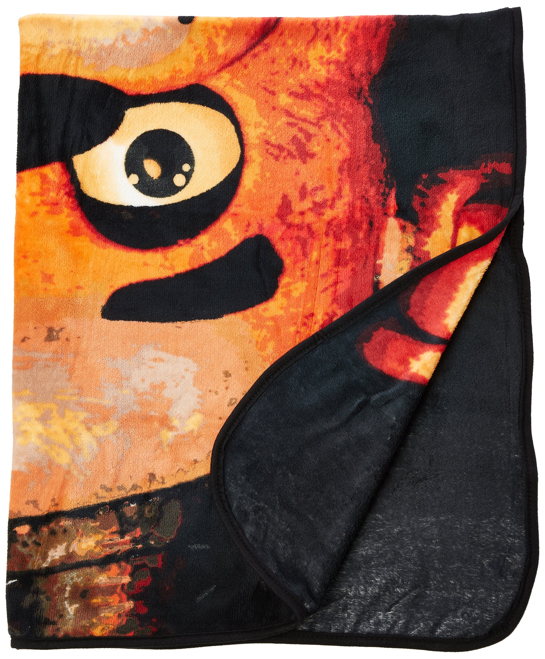 BIOWORLD Five Nights at Freddy's 48'' x 60'' Plush Throw Blanket