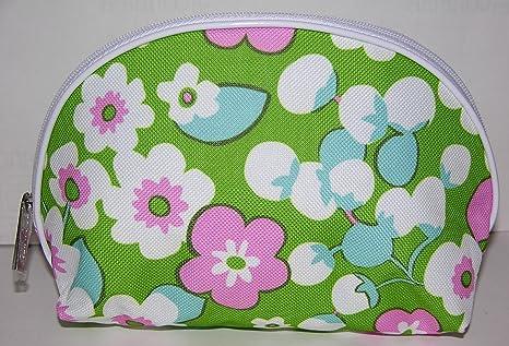Clinique verde azul blanco y rosa maquillaje bolsa de ...