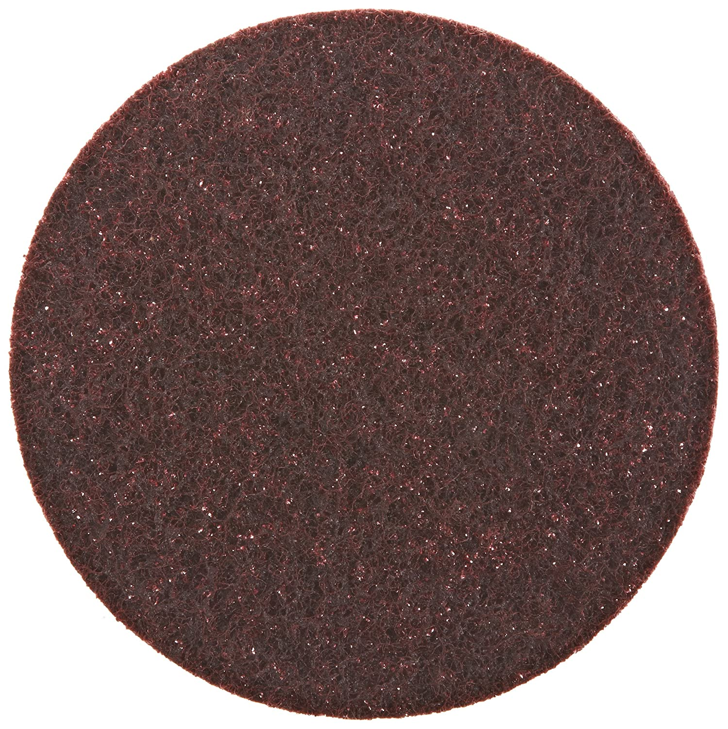 Scotch-Brite(TM) Surface Conditioning Disc, Hook and Loop Attachment, Aluminum Oxide, 5 Diameter, NH A Medium (Pack of 10) 3M SC-DH