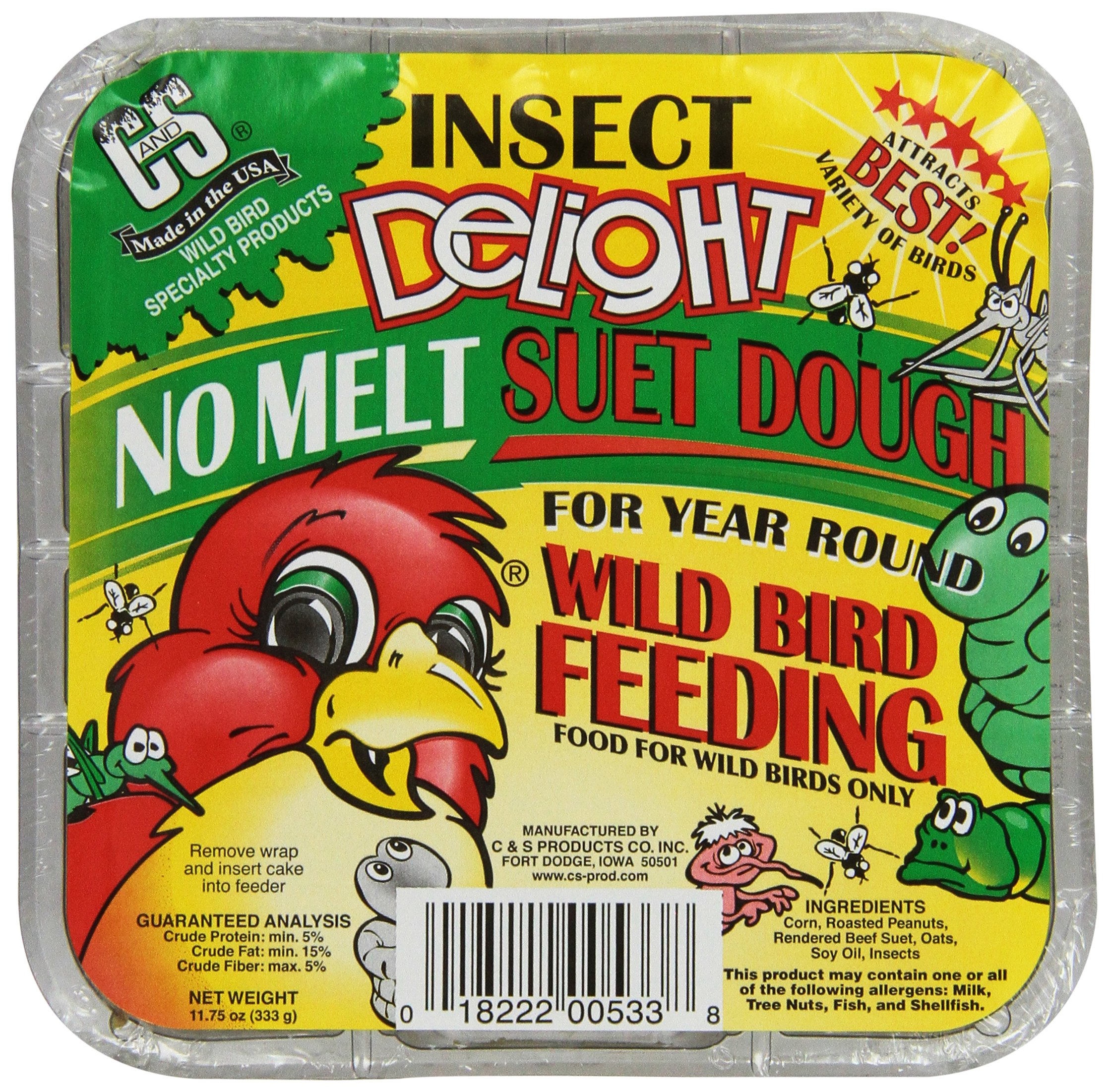 C & S Products Insect Delight, 12-Piece by C & S Products