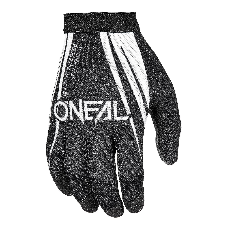 ONeal AMX Handschuhe Blocker Schwarz MX MTB DH Motocross Enduro Offroad Quad BMX FR 1101-0