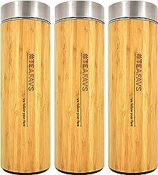 Thermos per bevande Variante 5: 3x Amapodo Teebereiter 500ml