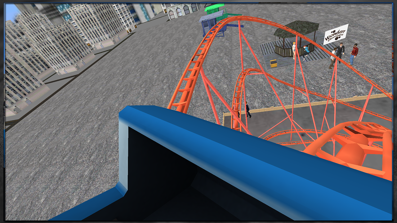 Roller Coaster Master Ride: Amazon.com.br: Amazon Appstore