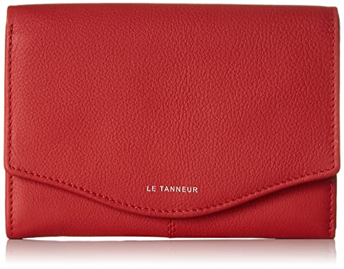 Le Tanneur - Valentine Ttv3117, Monederos Mujer, Rojo (Rouge ...