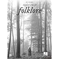 Taylor Swift - Folklore Piano, Vocal and Guitar Chords