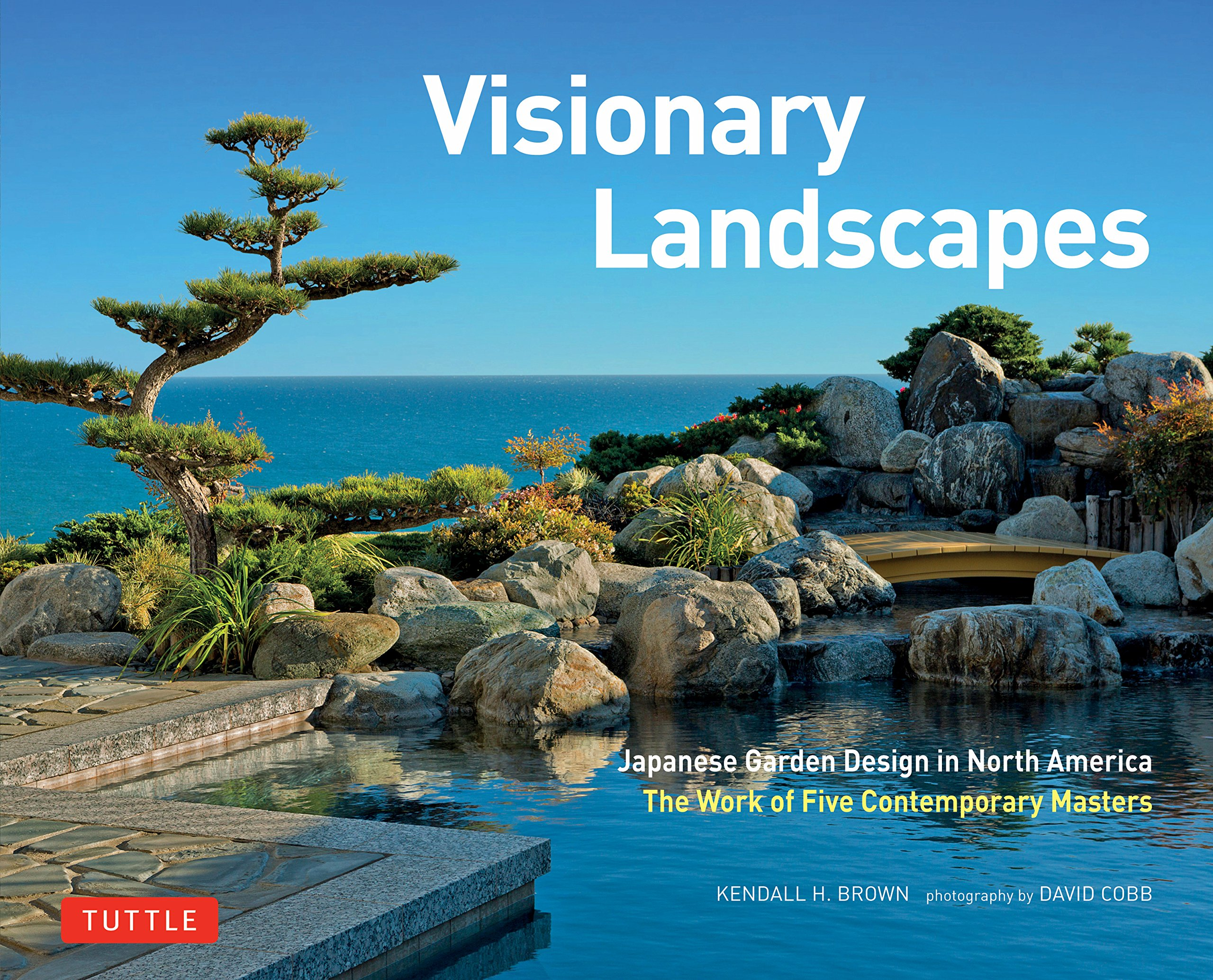 Amazon.com: Visionary Landscapes: Japanese Garden Design in North ...