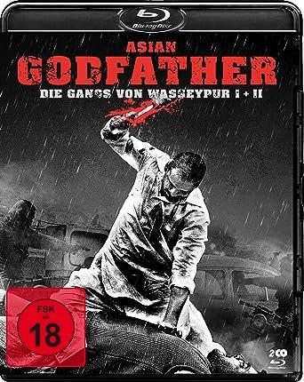 Asian Godfather - Die Gangs von Wasseypur 1 + 2 - Uncut [Alemania] [Blu-ray]