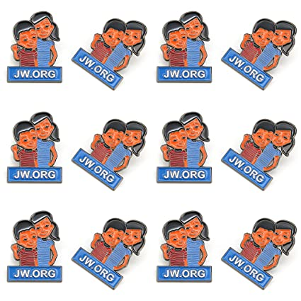 amazon com jw org caleb and sophia pin become jehovah s friends