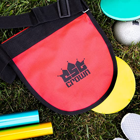 Amazon.com: Crown Sporting Goods Discus & Shot Put Carrier ...