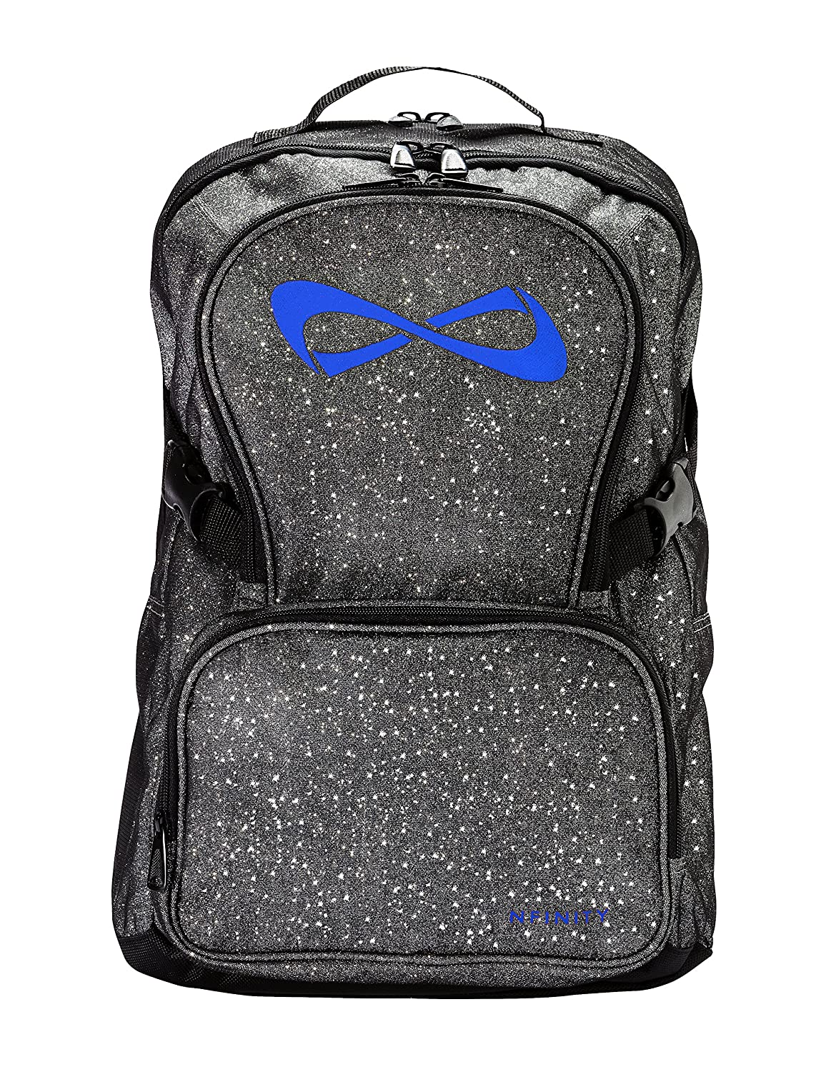 52cd7d25a1 Nfinity Backpack with Logo durable modeling - cowzone.com.mx