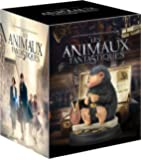 Les Animaux Fantastiques [Edition limitée figurine Niffleur + Steelbook Blu-ray 3D +2D + DVD + Copie Digitale] [Coffret Figurine du Niffleur et SteelBook Blu-ray 3D + Blu-ray + DVD + Digital HD]
