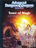 Tome Of Magic - Advanced Dungeons & Dragons Accessory, Tsr 2121