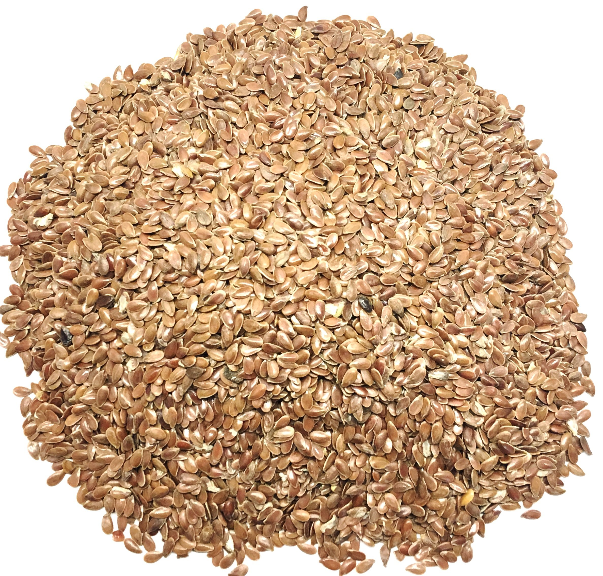 Flax seeds Linaza Semilla - Value Pack (300g) seeds 100% Natural