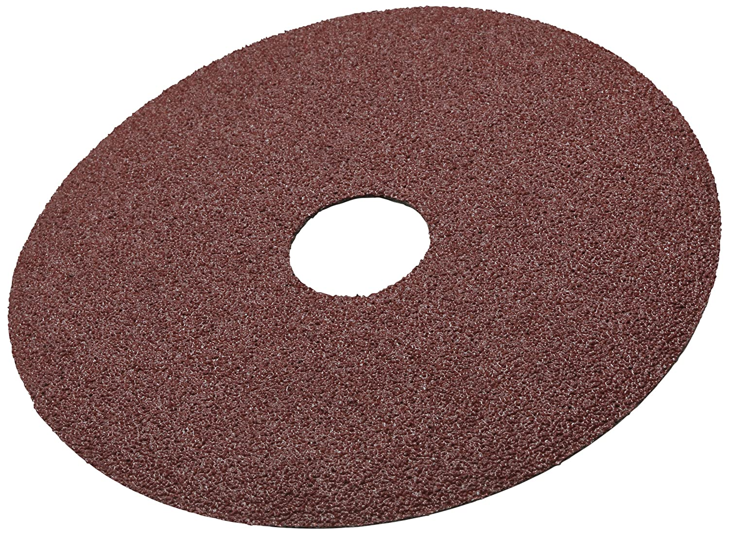 3M Fibre Disc 381C, Aluminum Oxide, 4-1/2' Diameter, 60 Grit (Pack of 25) 4-1/2 Diameter