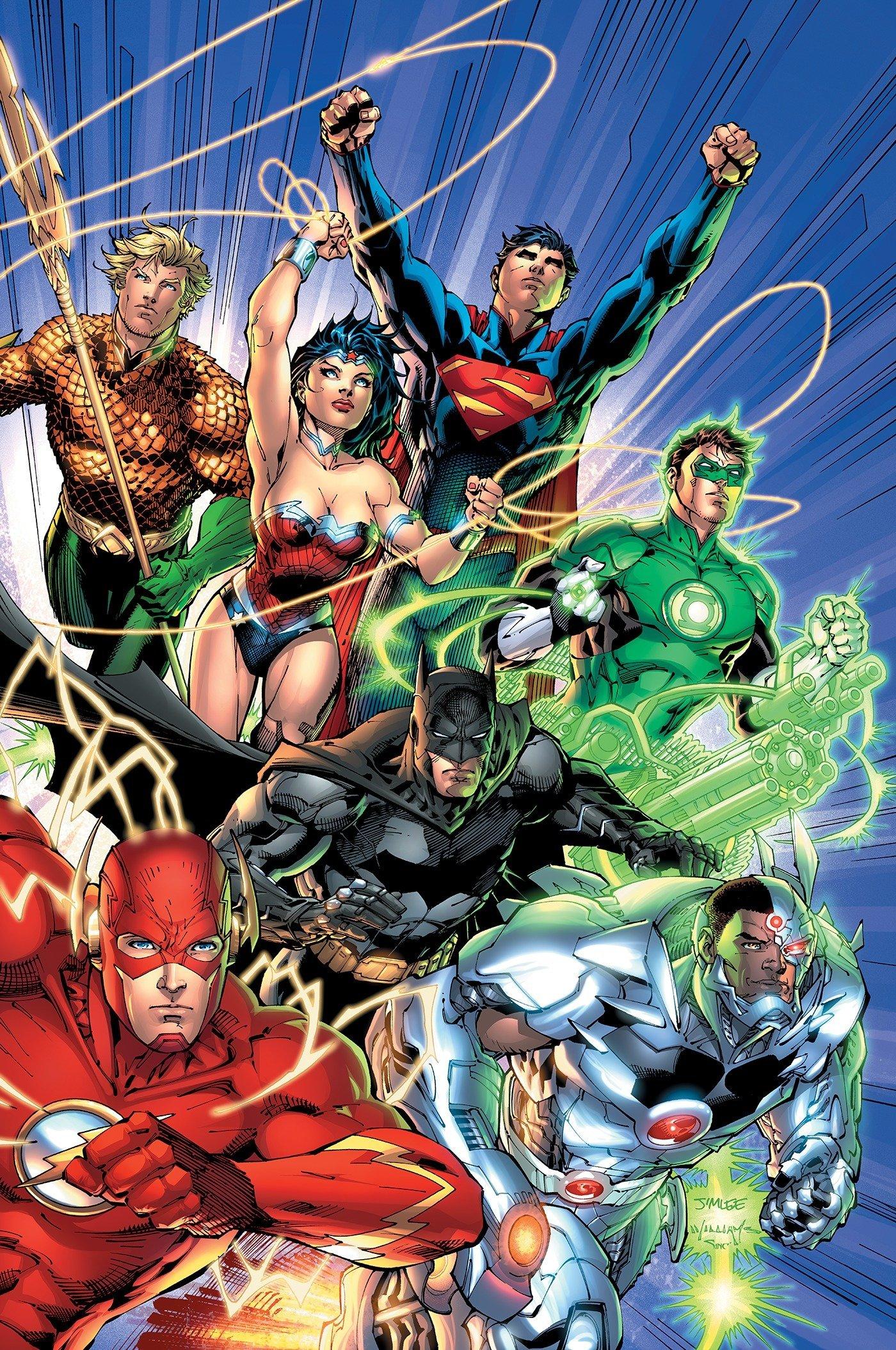 Amazon com: Absolute Justice League: Origin (9781401274375