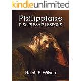 Philippians: Discipleship Lessons (JesusWalk Bible Study Series)