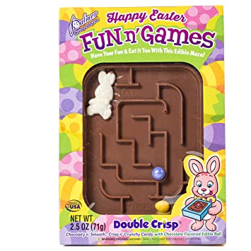 Amazon benevelo gifts happy easter kids edible fun n benevelo gifts happy easter kids edible fun n games maze chocolate candy negle Image collections