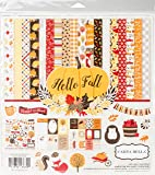 Carta Bella Paper Company CBHF70016 Hello Fall Collection Kit