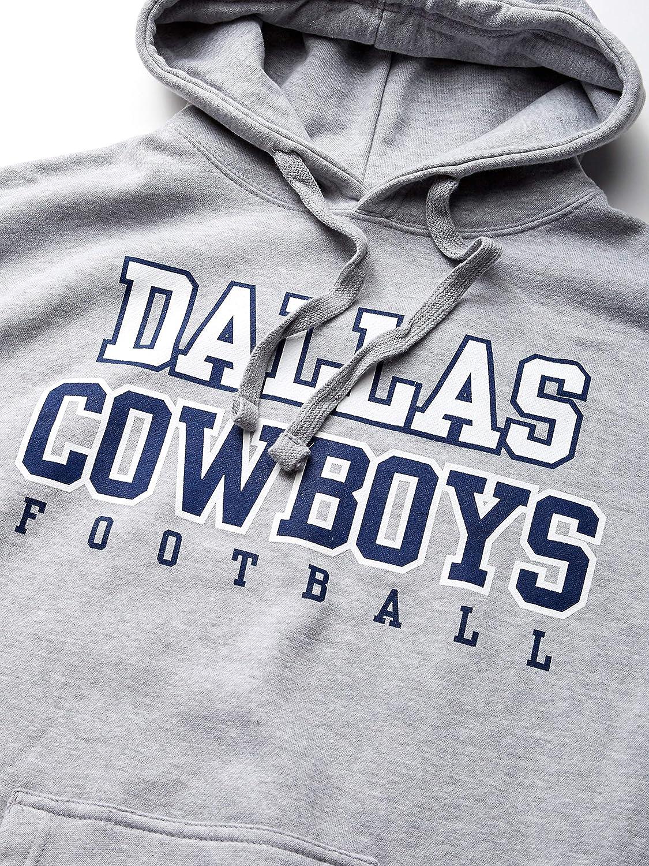 Dallas Cowboys NFL Mens Practice Fleece Hoodie