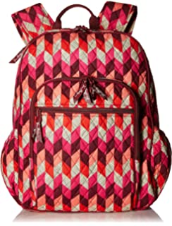 Amazon.com  Vera Bradley Laptop Backpack (Bittersweet)  Computers ... cdd4fcc8f002b