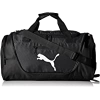 PUMA Mens PV1457-GRY Puma Men's Contender Duffel Sports Duffel Bags