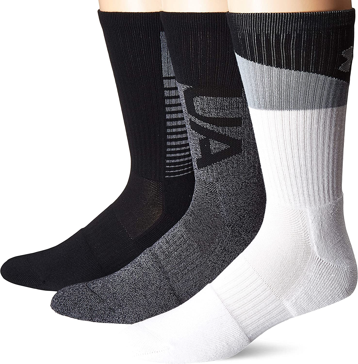 3 Pack Pick SZ//Color. Under Armour Socks Mens Elevated Performance Crew