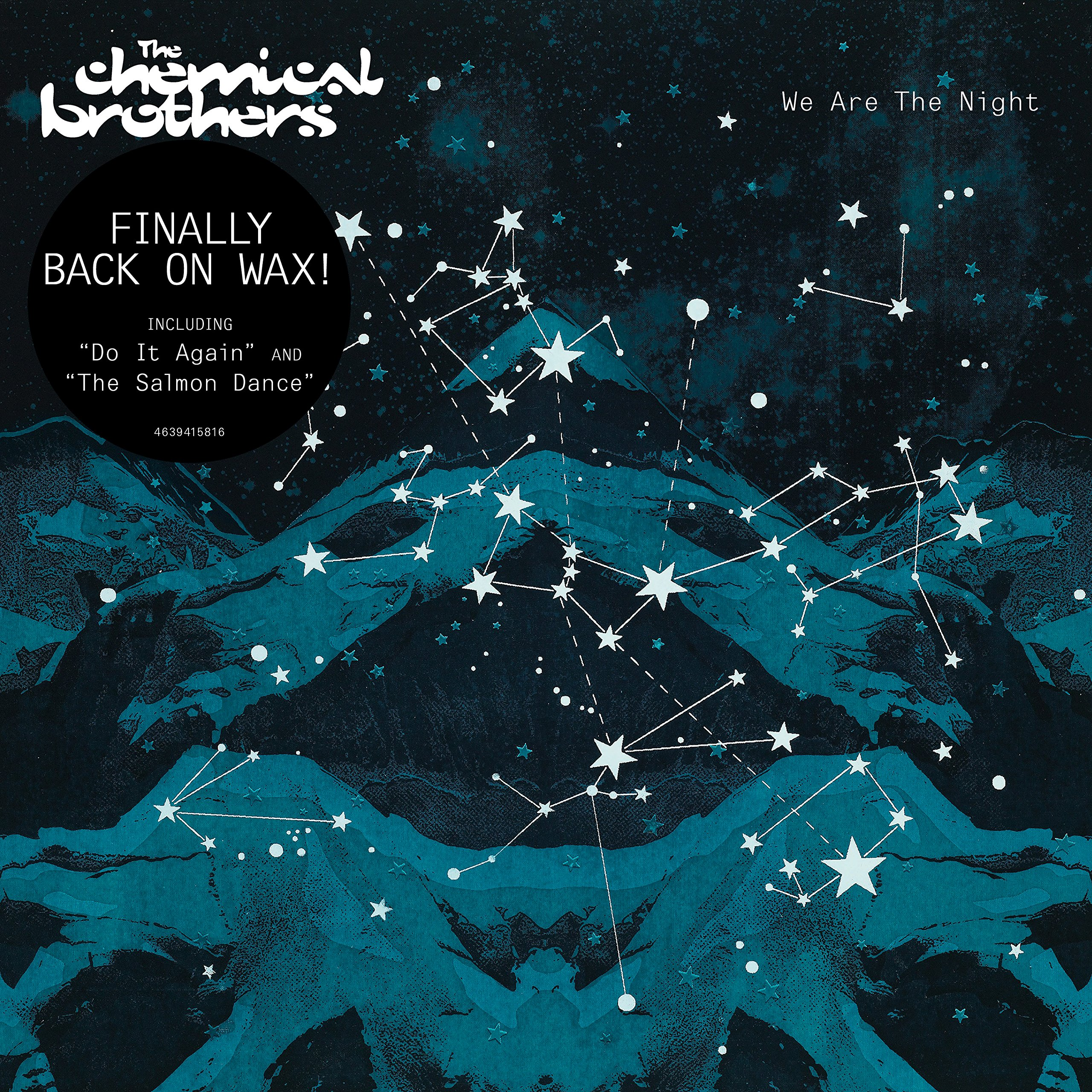 Vinilo : The Chemical Brothers - We Are The Night (Gatefold LP Jacket, Reissue, 2 Disc)