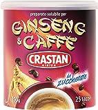 Crastan - Ginseng E Caffe, Preparato Solubile Per Bevanda A Base Di Latte - 200 G