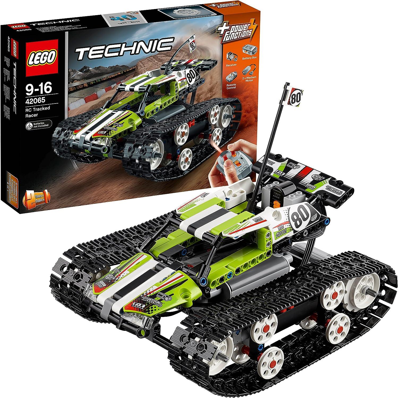 LEGO- Technic Cars Racer Cingolato Telecomandato Costruzioni