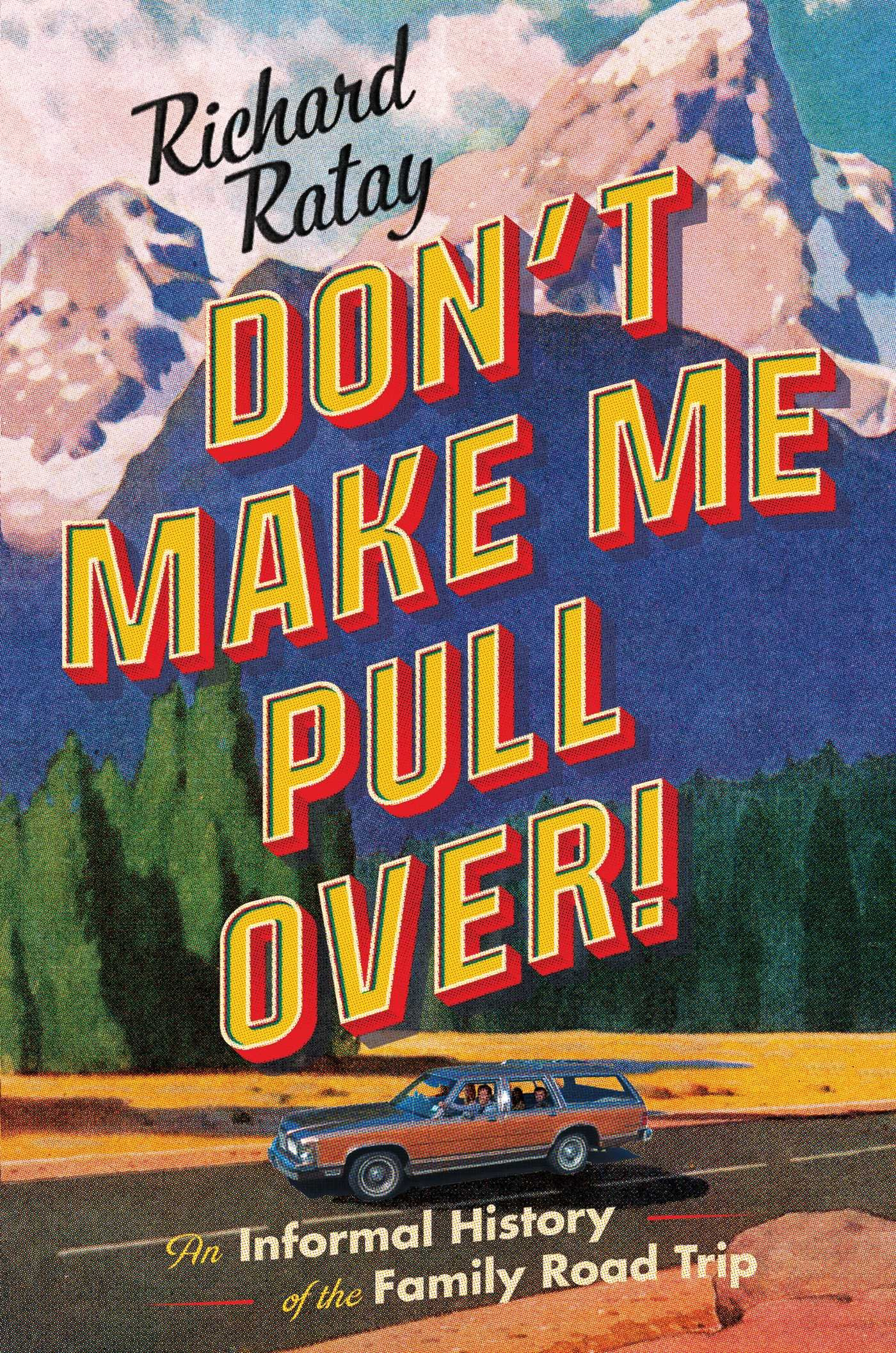 Image result for don't make me pull over book