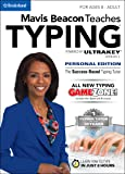 Software : Mavis Beacon Teaches Typing Powered by UltraKey v2 for Windows PC- Personal Edition [Download]