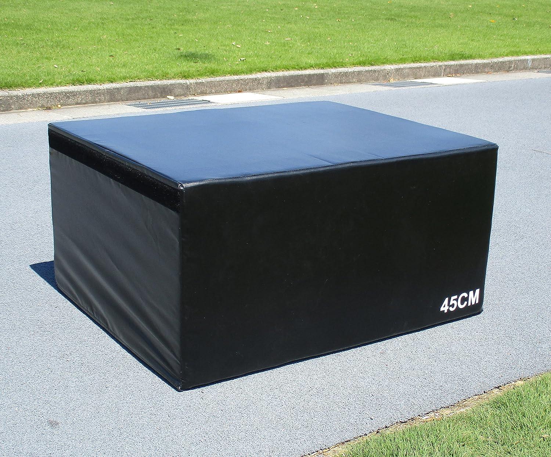 専門店では ジャンプボックス ソフトタイプ 養成 プライオメトリクス パワー スピード ソフトタイプ 養成 ファンクショナルトレーニング スピード B07338C99M 45cm, MATSUYA:47db8d87 --- arianechie.dominiotemporario.com
