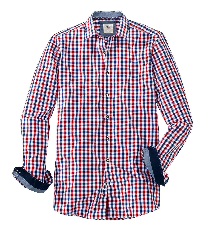TALLA S. Olymp Camisa Formal - para Hombre