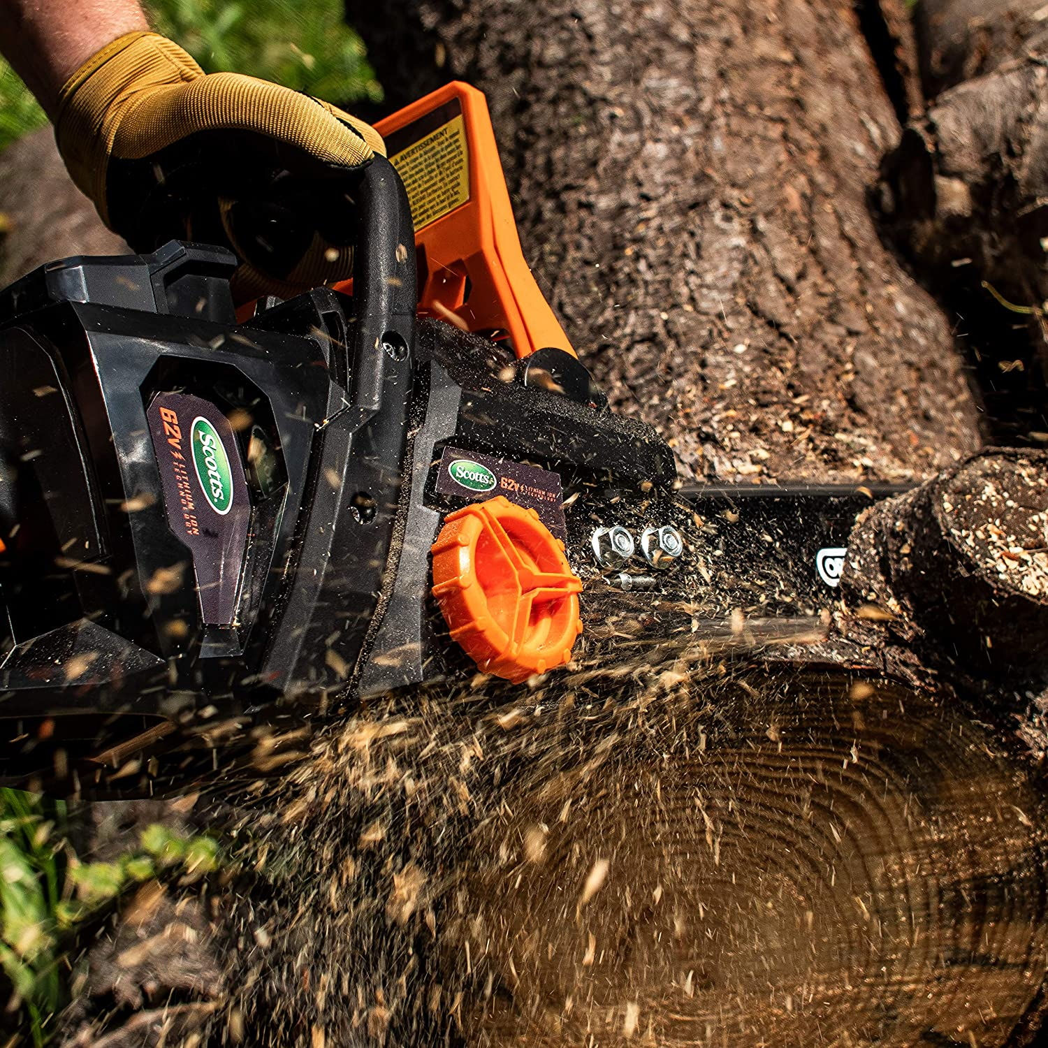 Scotts Outdoor Power Tools LCS31662S Chainsaws product image 8