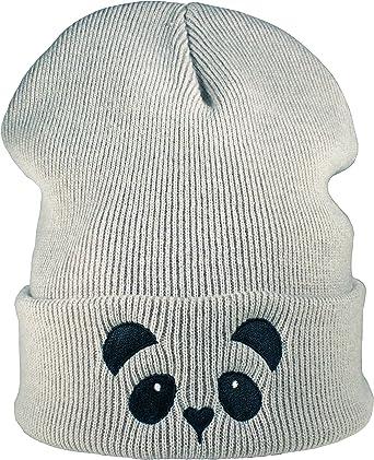 Gorro : Panda/Gorras de Hombre y Mujer/Gorros Invierno/Gorra de ...