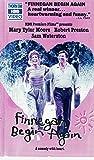 Finnegan Begin Again [VHS]