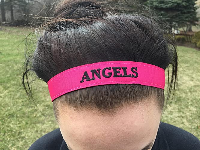 Personalized Headbands For Girls Choice Of Size Colors Headbands For Women Non Slip