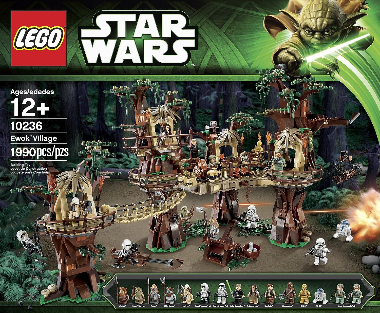 Lego Star Wars Ewok Village 10236: Amazon.co.uk: Toys & Games