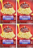 Orville Redenbacher, Pour Over Movie Theater Butter Popcorn, 9.9oz Box (Pack ...