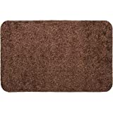 Andiamo 700611 Dirt trap mat Samson, cotton, washable at 30° celsius, 60 x 100 cm, brown