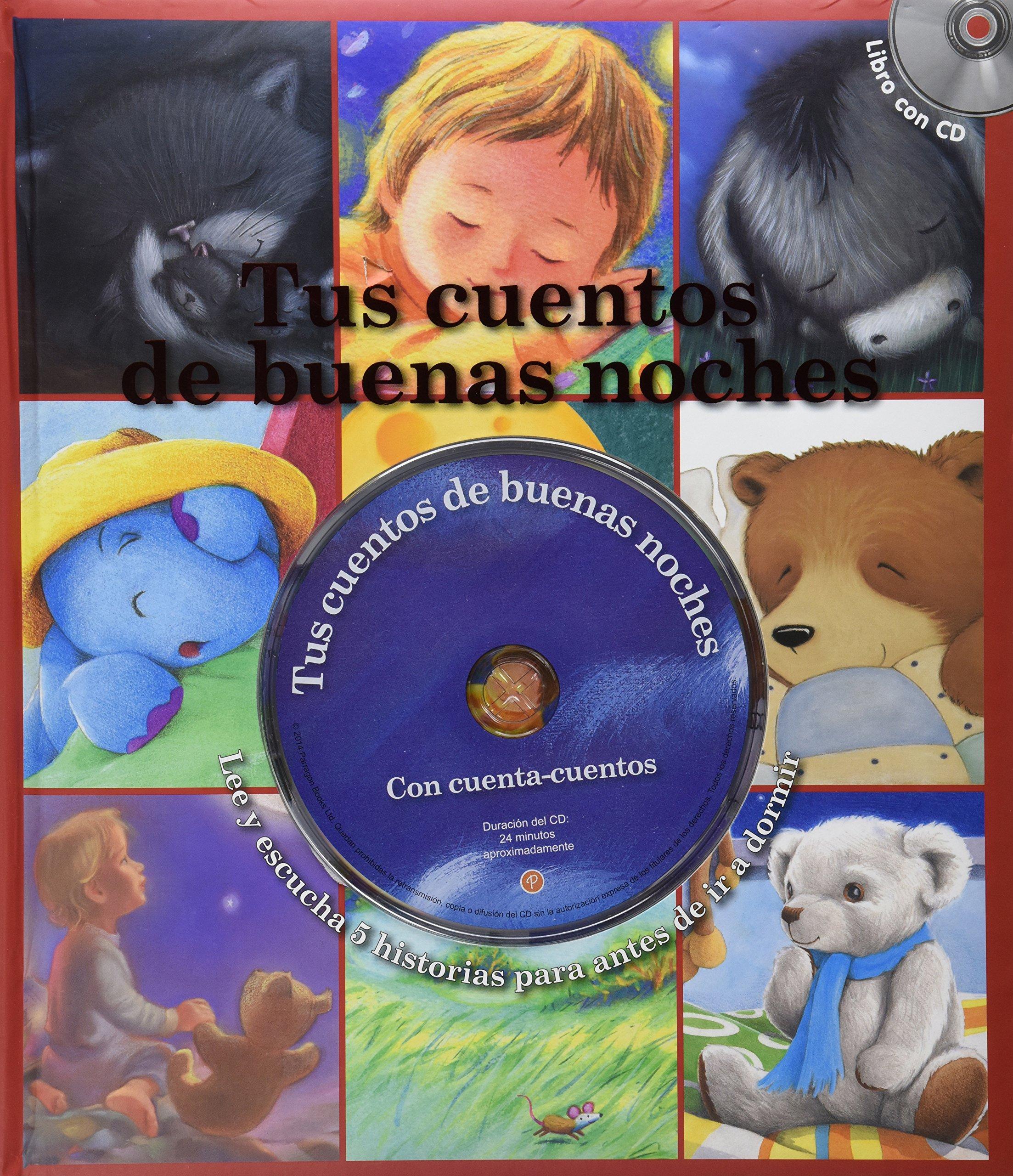Tus cuentos de buenas noches (Spanish Edition) (Spanish) Hardcover –  January 1, 2014