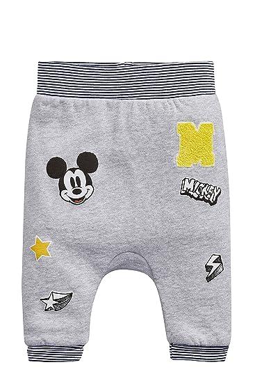 next Bebé Niños Pantalones De Chándal Mickey Mouse Ropa De Abajo ...